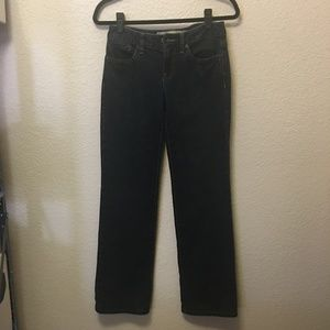 Ann Taylor Original Boot Jeans sz 0 Blue 29